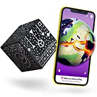 MERGE Cube - Hold Virtual 3D Objects Using Augmented Reality, STEM Tool for Learning...