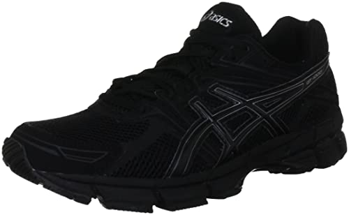 41ec751baaae7 Asics Mens GT-1000 M Running Shoes Onyx Black Lightning 14 UK ...