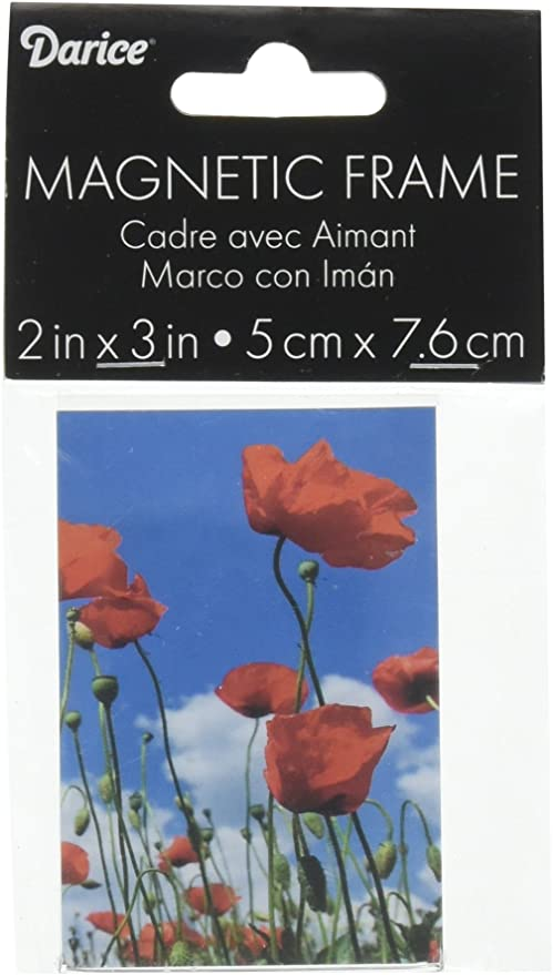 Darice Set of 2 Magnetic Frames