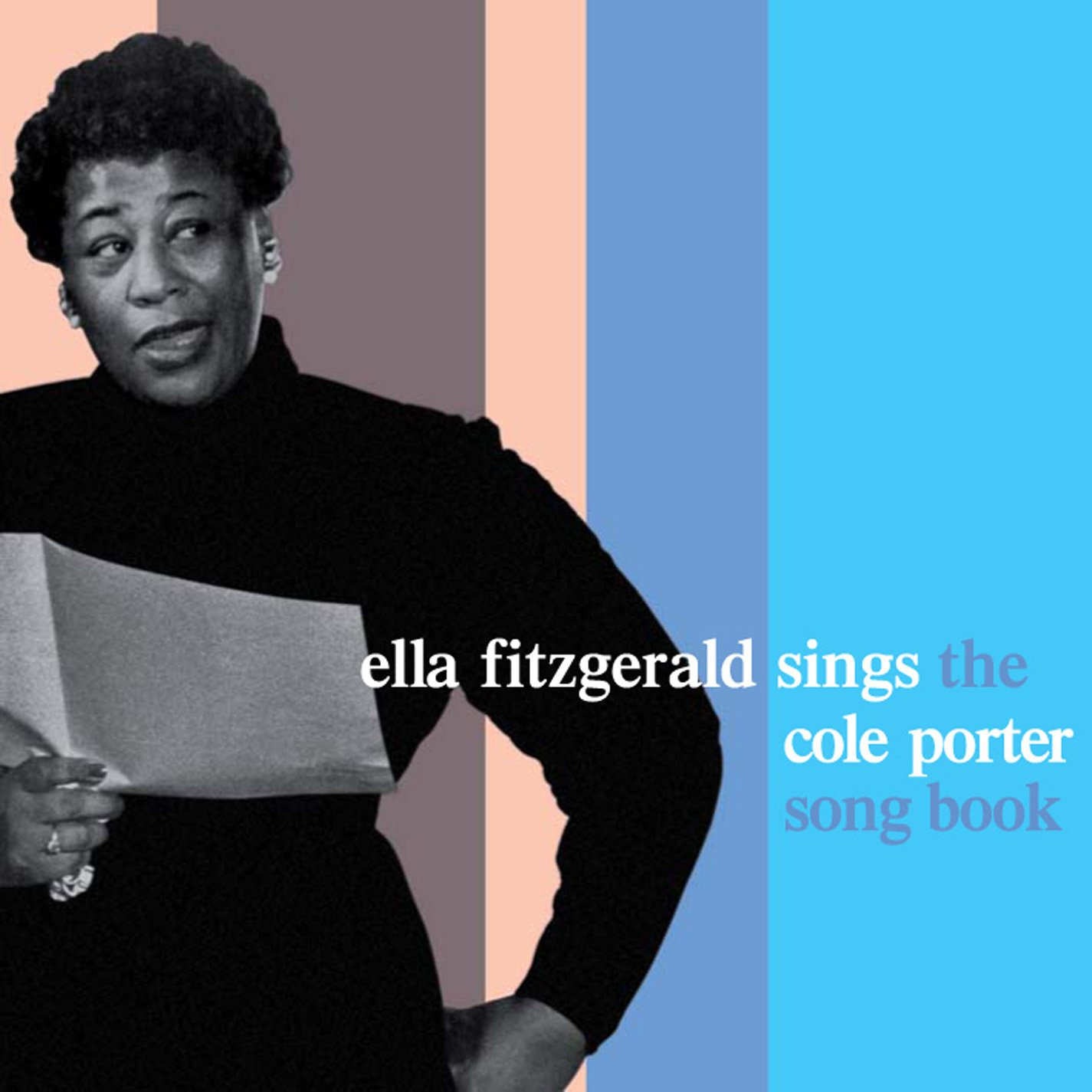 CD : Ella Fitzgerald - Sings the Cole Porter Songbook (Spain - Import)