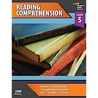 Core Skills Reading Comprehension Workbook Grade 5