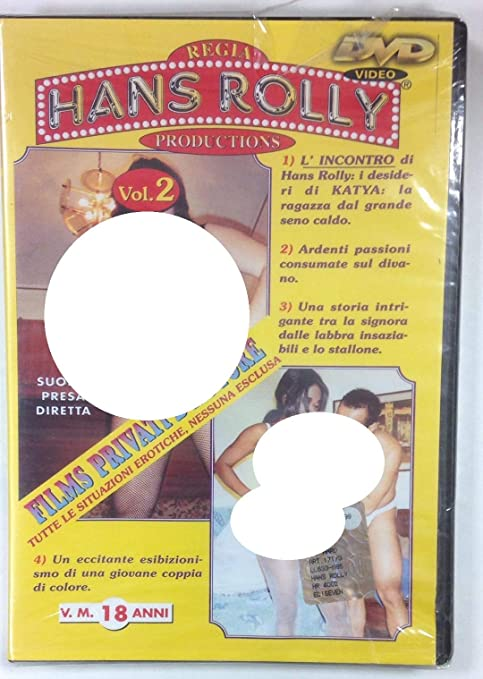 Film Privati DAutore 2 - Authors Private Films 2 Hans