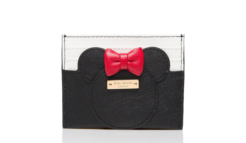 Amazon.com: Kate Spade New York Minnie Mouse Minnie Card Holder Case ...