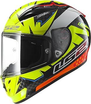 LS2 FF323 flecha R Isaac Viñales réplica casco de moto, mujer hombre, LS2 FF323