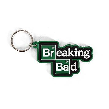 1art1® Breaking Bad - Logo Llavero (6 x 4cm): Amazon.es ...
