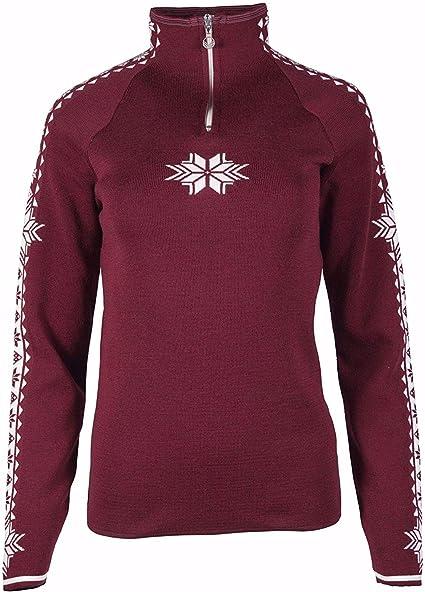 Dale of Norway Damen Pullover Geilo Fem