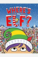 Where's the Elf? (Search and Find Activity) Paperback