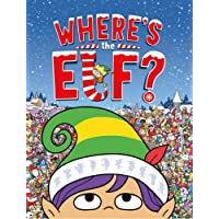 Where's the Elf?: A Christmas Search and Find Book