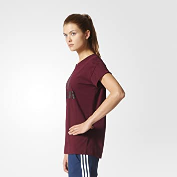 c554429c adidas Women's Essentials Linear Loose T-Shirt: Amazon.co.uk: Sports &  Outdoors