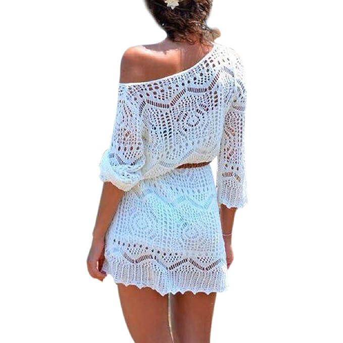Malloom con forro collar de blanco de costura para vestidos con vestidos de con enganche para