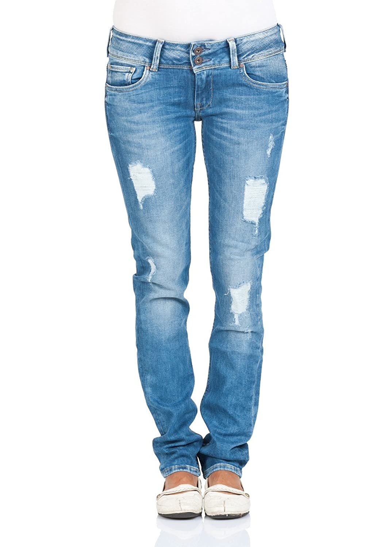 Pepe Jeans Damen Jeans Vera