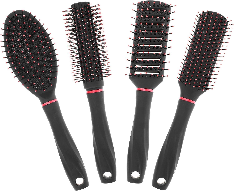 Was kann man gegen Haarausfall machen? / com-four® 4-teiliges Stylingset