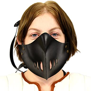 Amazon.com: Classic Japanese Mempo Ninja Mask Face Covering ...