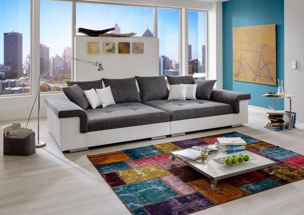 Big Sofa Relax – Made in Germany – Freie Stoff und Farbwahl ohne Aufpreis aus unserem Sortiment (ausser Echtleder). Nahezu jedes Sondermaß möglich! Sprechen Sie uns an. Info unter 05226-9845045 oder info@highlight-polstermoebel.de
