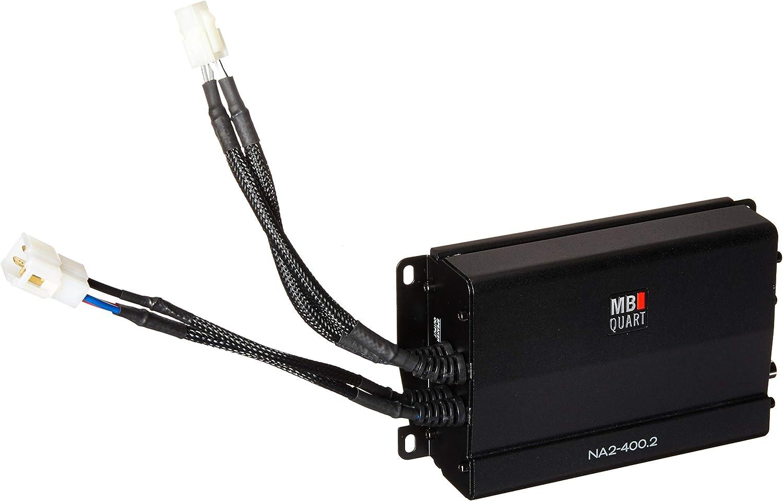 MB Quart A-B Box NA24002 BLACK