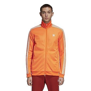 ff81da646708 Amazon.com  adidas Originals Men s Franz Beckenbauer Tracktop  Clothing