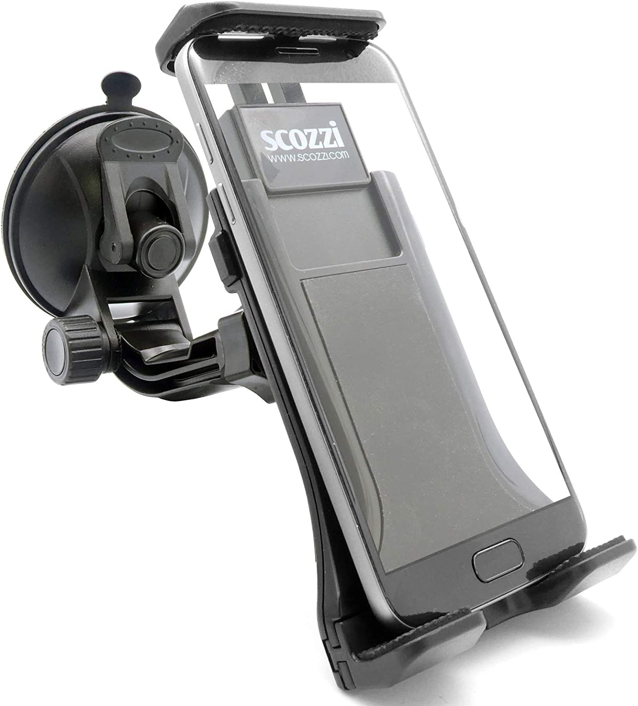 Scozzi 360 Universal Handyhalterung Auto Saugnapf Elektronik