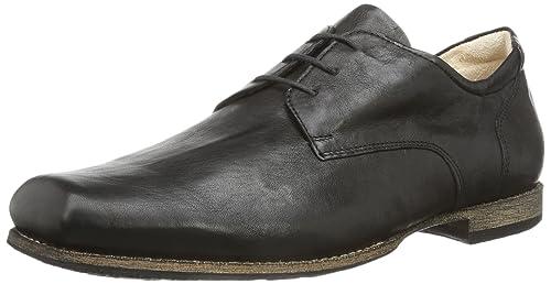 Think Guru Herren Derby Schnürhalbschuhe: : Schuhe