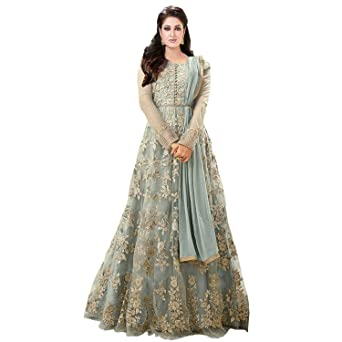 Royal Export Women's Net Dress Material Dress Material at amazon