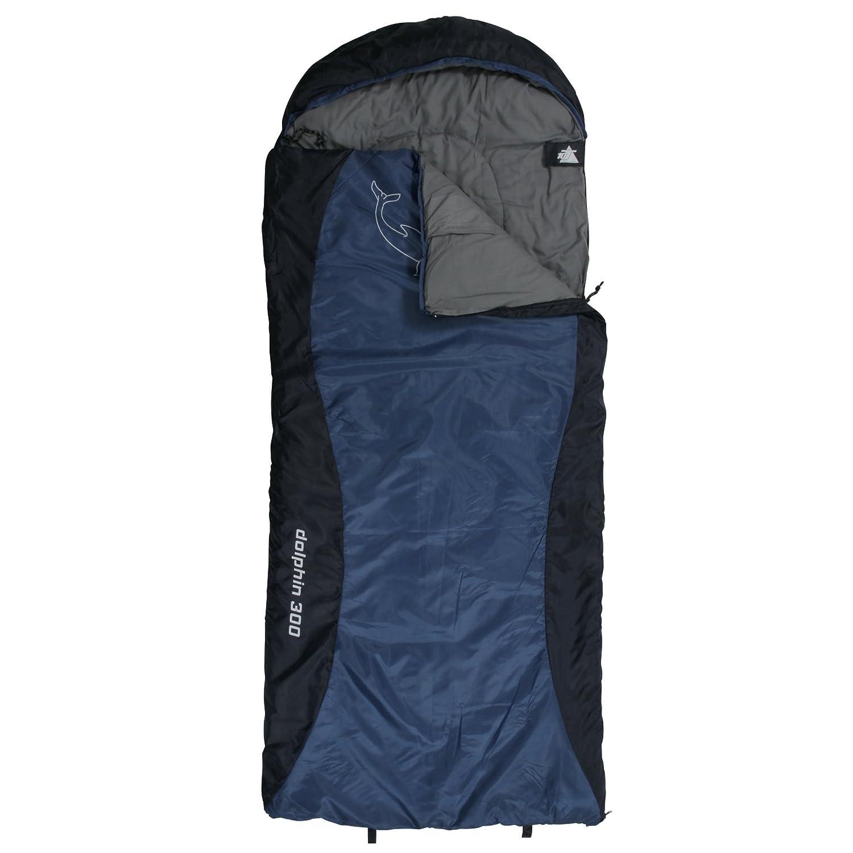 10T Outdoor Equipment 10T Dolphin 300 Saco de Dormir de Manta, Infantil, Azul, Estándar: Amazon.es: Deportes y aire libre