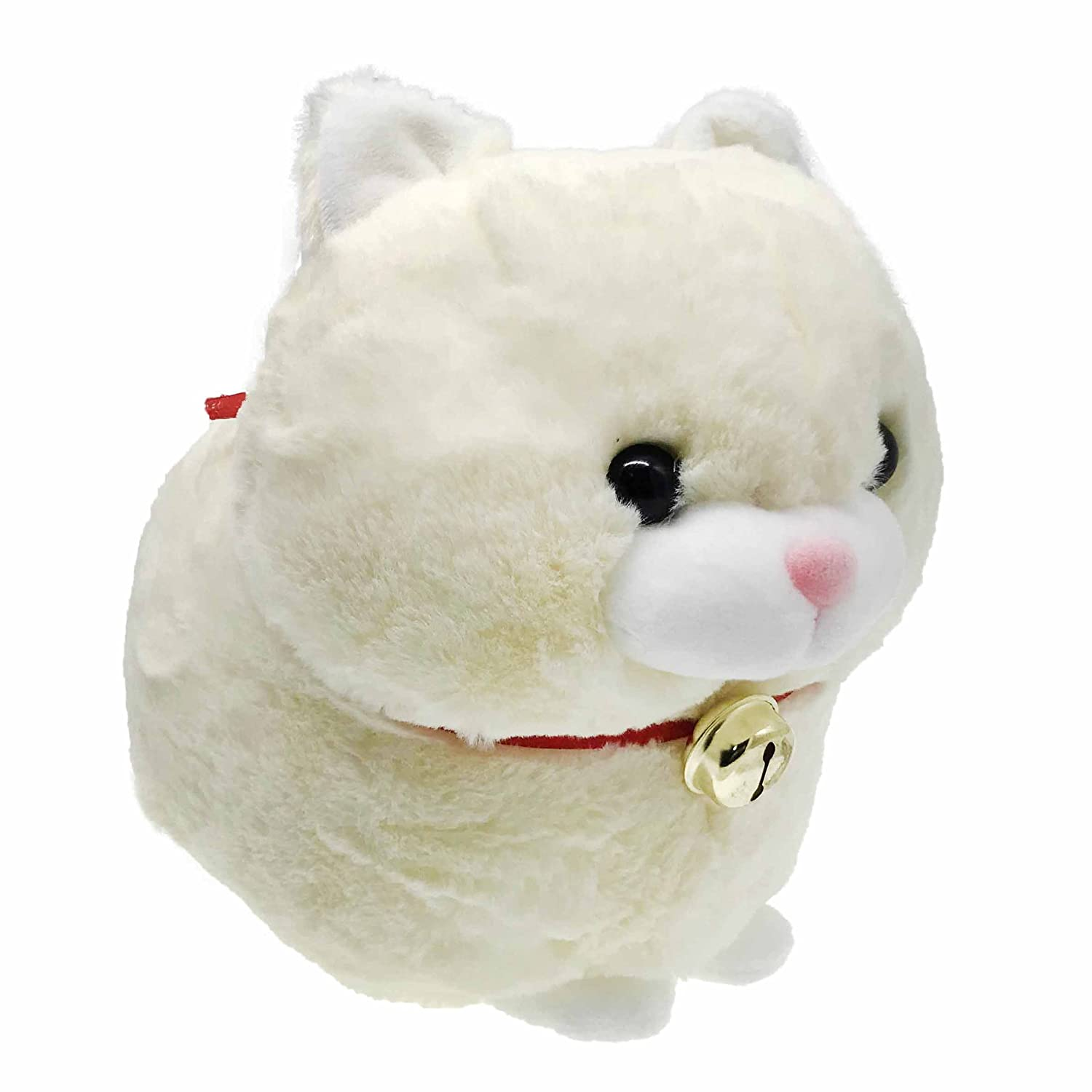 Amazon Com Fat Cat Stuffed Animal Fluffy Cat Plush Chubby Stuffed