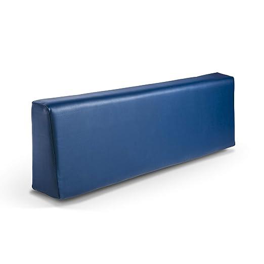 SUENOSZZZ-ESPECIALISTAS DEL DESCANSO Respaldo colchoneta para Sofas de Palet Color Azul (1 x Unidad) Cojin Relleno con Espuma | Cojines para Chill ...