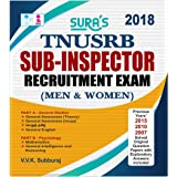 TNUSRB Sub-Inspector SI (Men and Women) Recruitment Exam books
