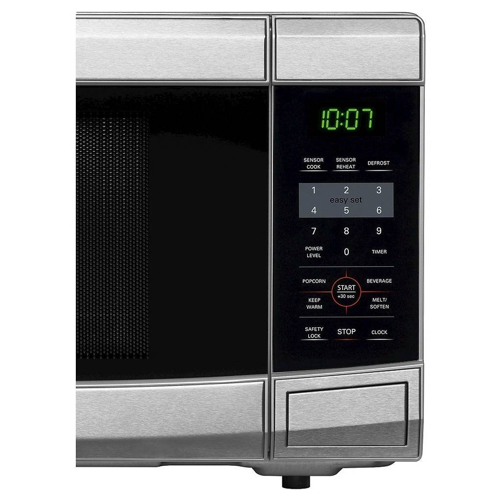 Lowes microwaves over the range white - Amazon Com Frigidaire Ffcm1134ls 1 1 Cu Ft Countertop Microwave Oven Countertop Microwave Ovens Kitchen Dining