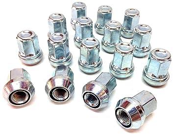 Aleación rueda tuercas para muñecos variable PCD 4 x 98 – 4 x 100, chapado