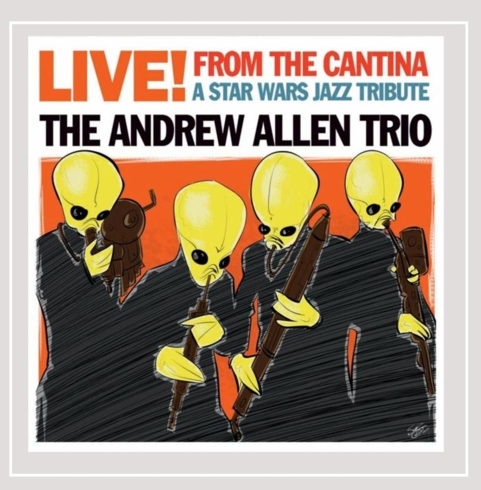 Amazon.com: Live! from the Cantina: A Star Wars Jazz Tribute ...