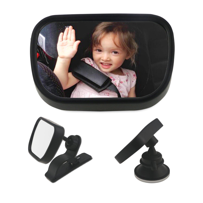 Espejos para asientos traseros beb - Espejo coche bebe amazon ...
