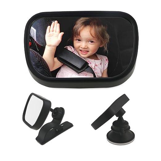 20 opinioni per WisFox Specchio auto Bambino Specchietto Auto per Bambini per Sedili Posteriori