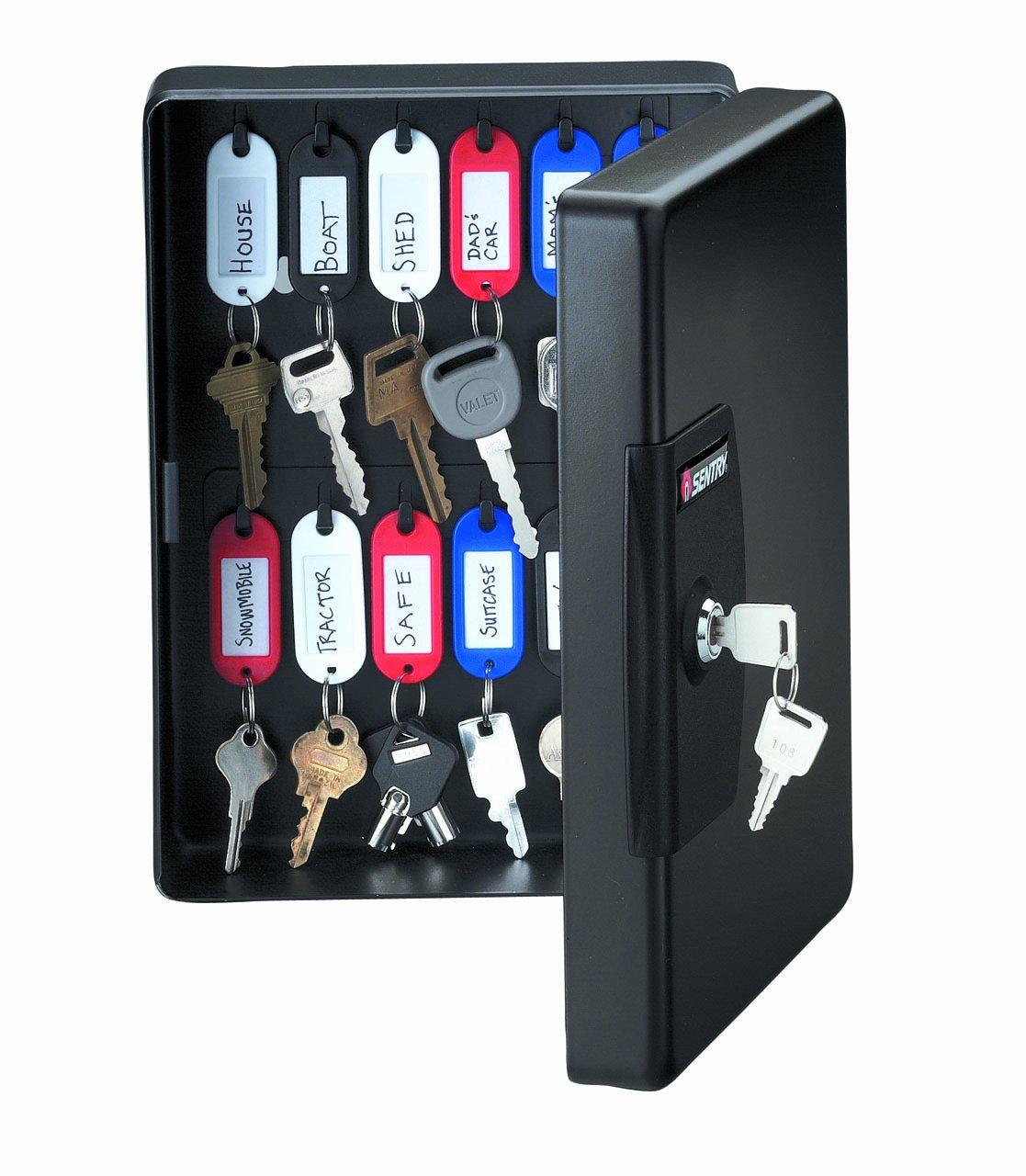 SentrySafe Key Box Small Key Lock Box 0.06 Cubic Feet KB-25 - Key Cabinets - Amazon.com  sc 1 st  Amazon.com & SentrySafe Key Box Small Key Lock Box 0.06 Cubic Feet KB-25 - Key ...