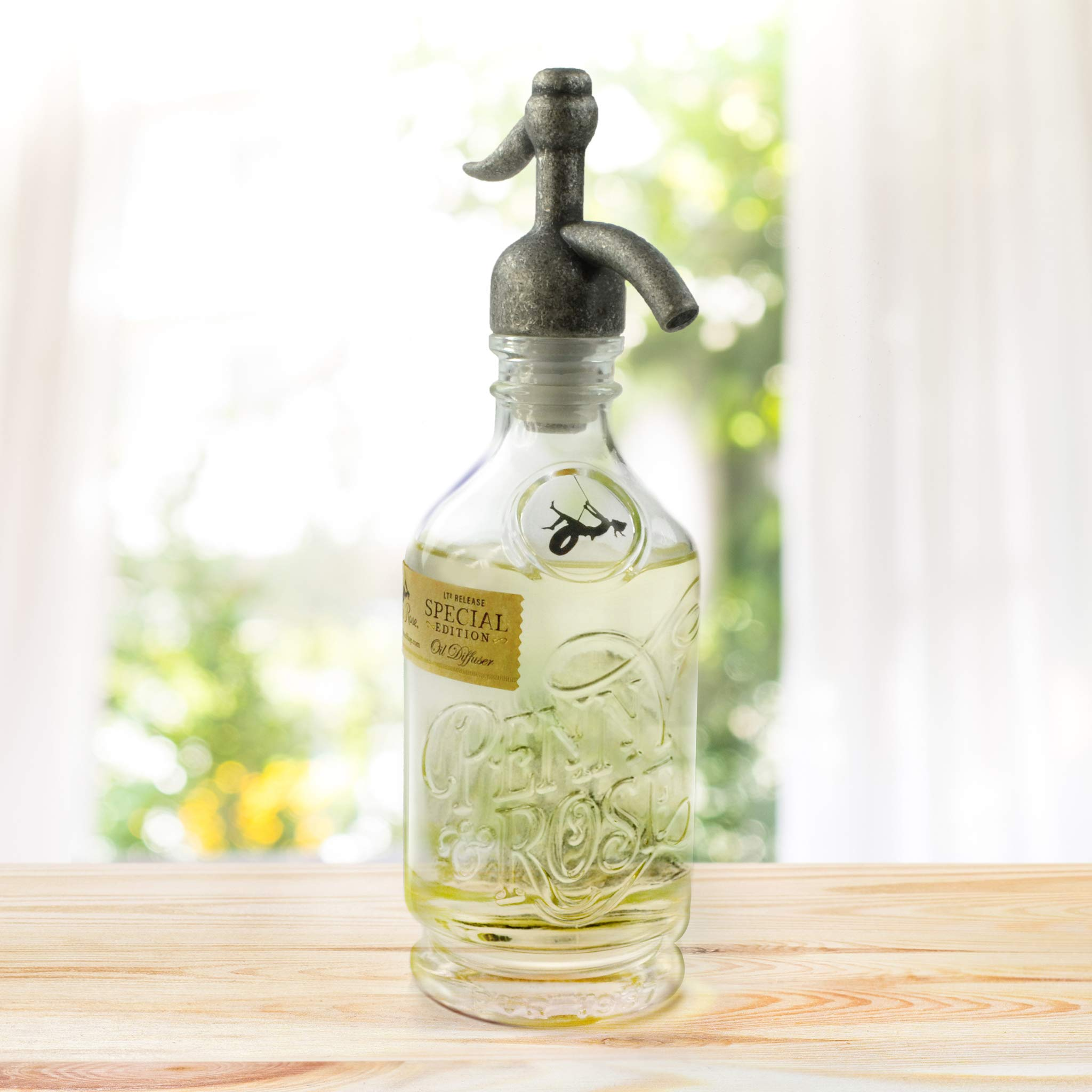 Penny & Rose Sky Rose Diffuser | Lawn Chair Lemonade Oil Scent by PENNY AND ROSE (Image #5)