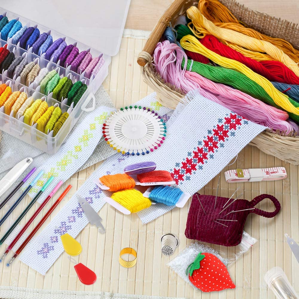 Hand Embroidery Supplies | 7 Must-Haves for Beginners