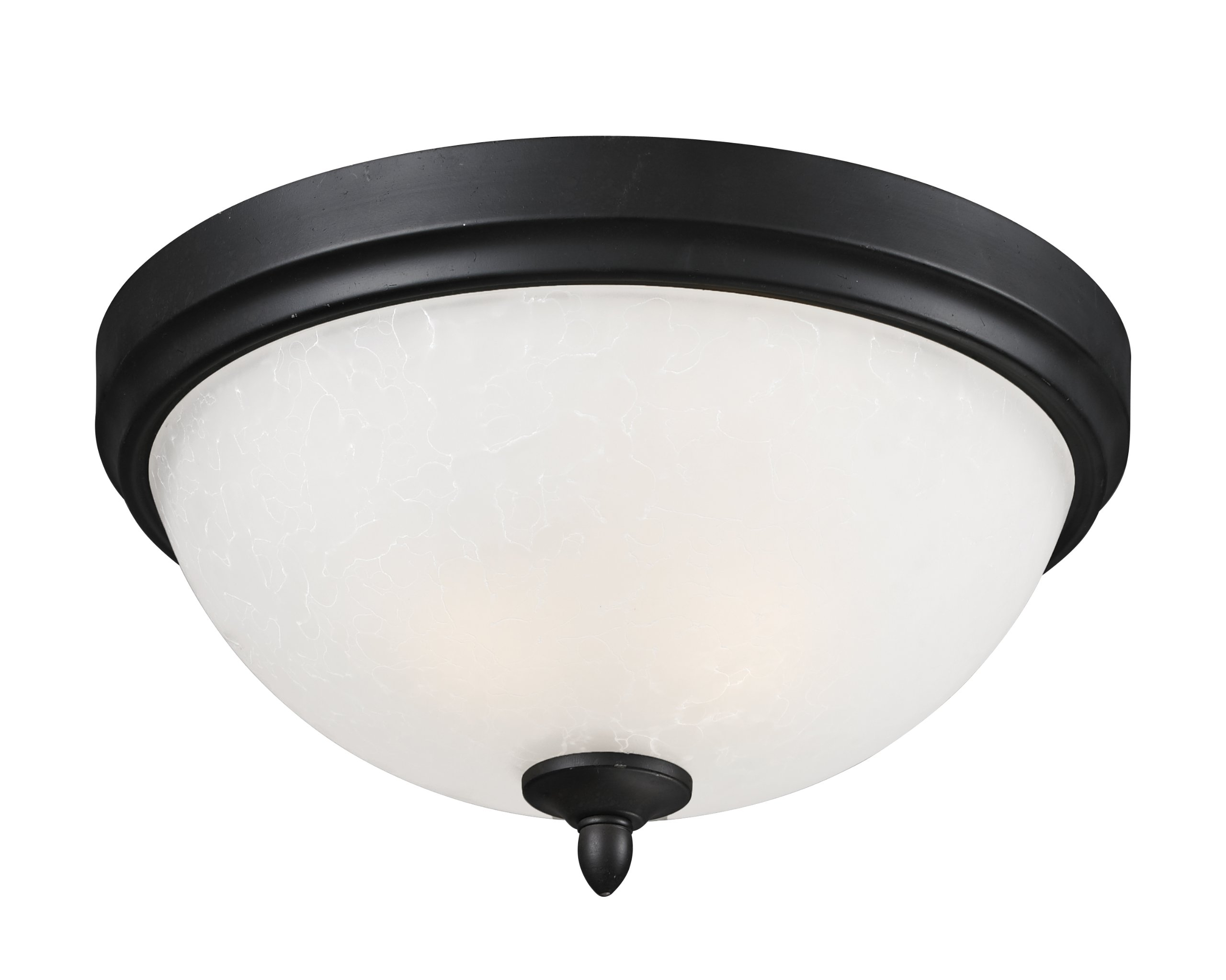 Z-Lite 603F3 Three Light Flush Mount