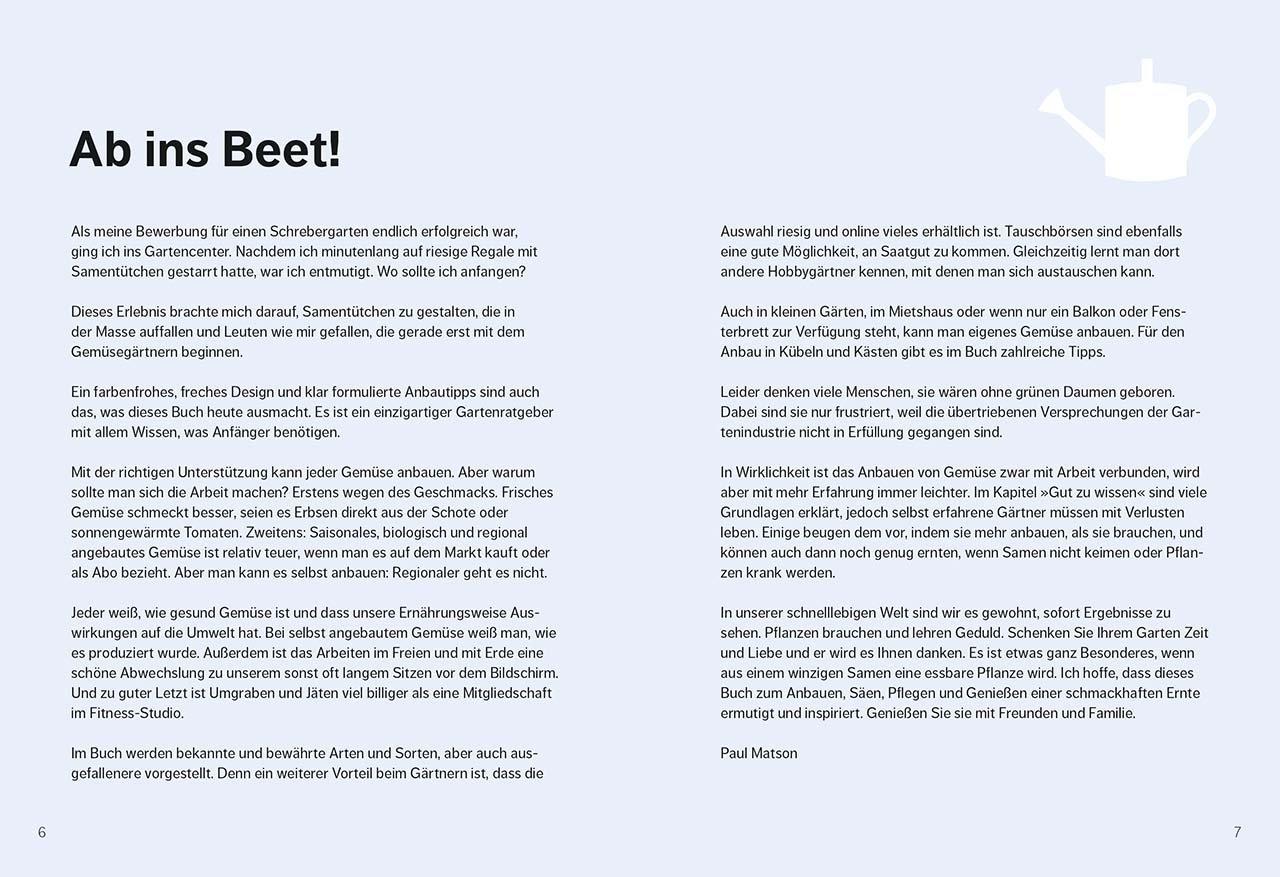 gemse know how 9783831034956 amazoncom books - Ab Ins Beet Bewerbung