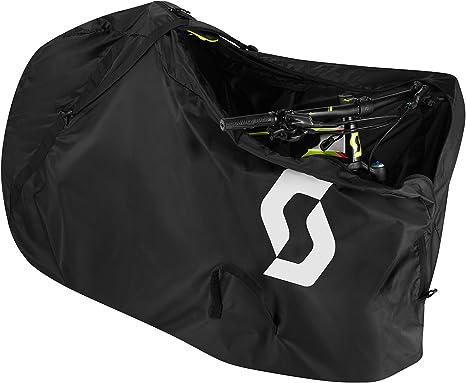 Funda Scott, para llevar la bicicleta, bolso negro, para viajes ...