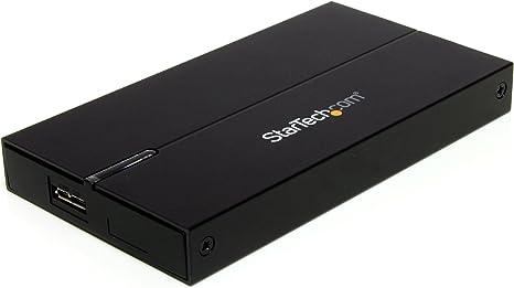 StarTech.com SAT2510B12U3 - Caja para Disco Duro de 2.5