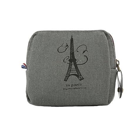 P12cheng - Monedero para niña, bolsa con llave de la bolsa ...