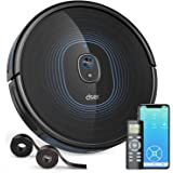Robot Vacuum, dser 23T 2200Pa Robotic Vacuum Cleaner, Wi-Fi Connected, 2 Boundary Strips, Self-Charging, Multiple…