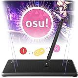 HUION H430P OSU Digitales Grafiktablett mit 4096 Stufen Stiftdruck für Mac und Windows