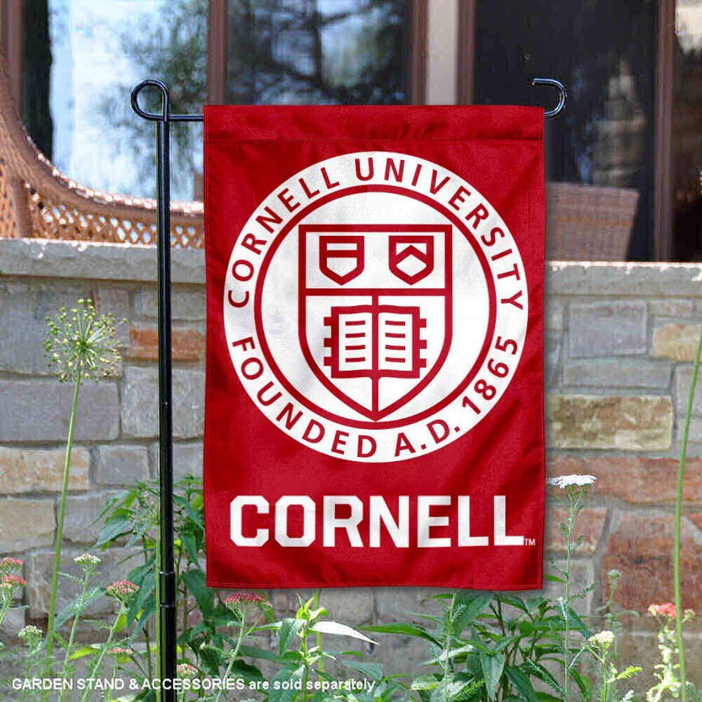 Cornell Big Red Insignia Garden Flag College Flags and Banners Co