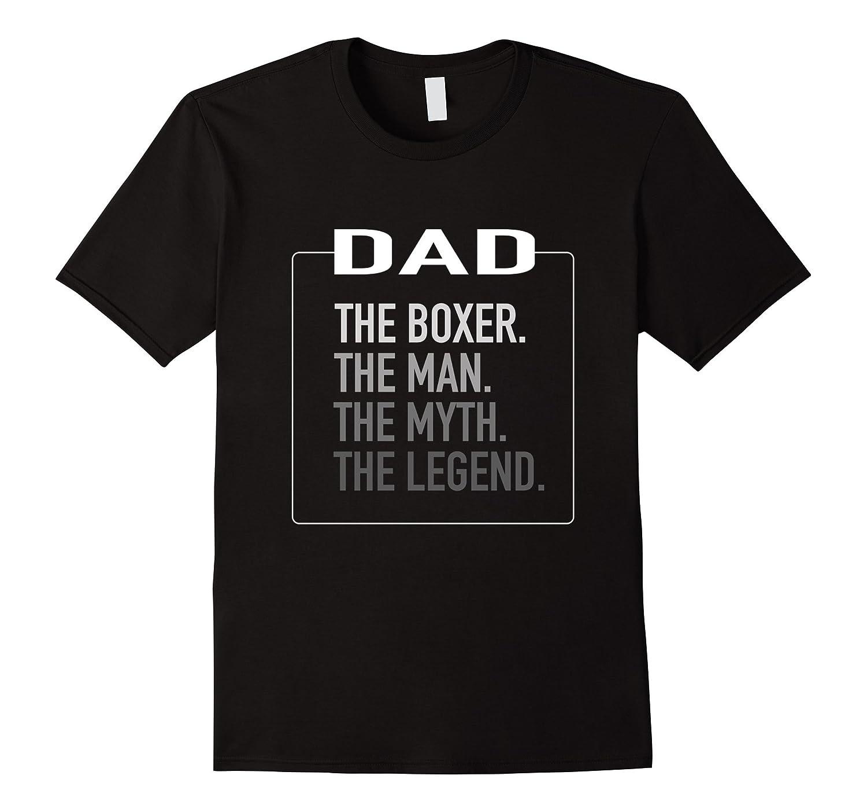 Boxer Legend Boxing Shirt Medium-Newstyleth