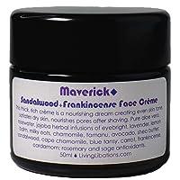 Living Libations - Organic/Wildcrafted Maverick Face Creme (1.69 oz / 50 ml)