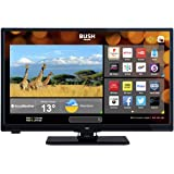 "Bush LED24265DVDCNTDFVP 24"" Smart Freeview Play LED TV/DVD Combo"