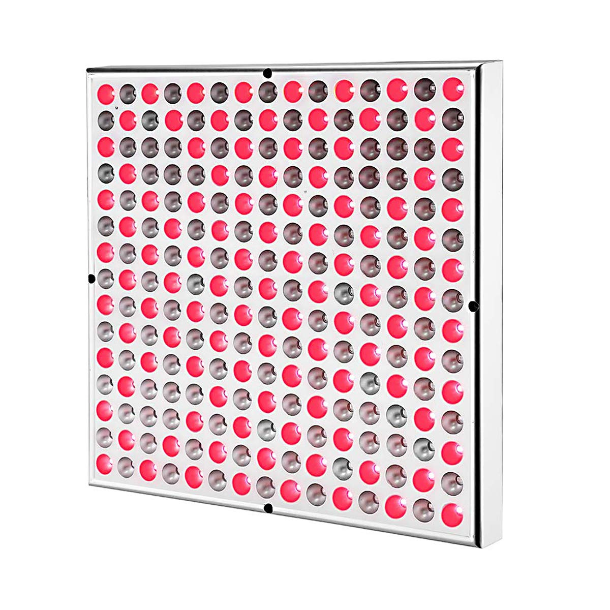 45W Red Led Light Therapy Deep Red 660nm and Near Infrared 850nm Led Light Therapy Panel, Free Eyewear & Free Holder Included