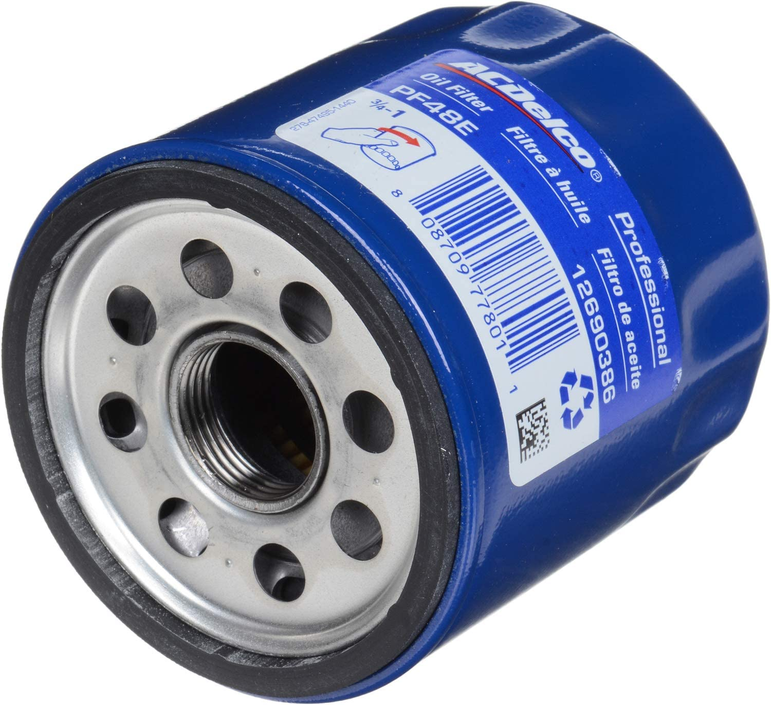 Engine Oil Filter ACDelco Pro PF48E OEM 12690386 Genuine Quality Replacement