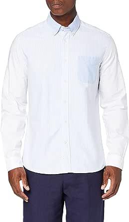 HKT by Hackett Hkt MUL Pan Ox CC Camisa para Hombre