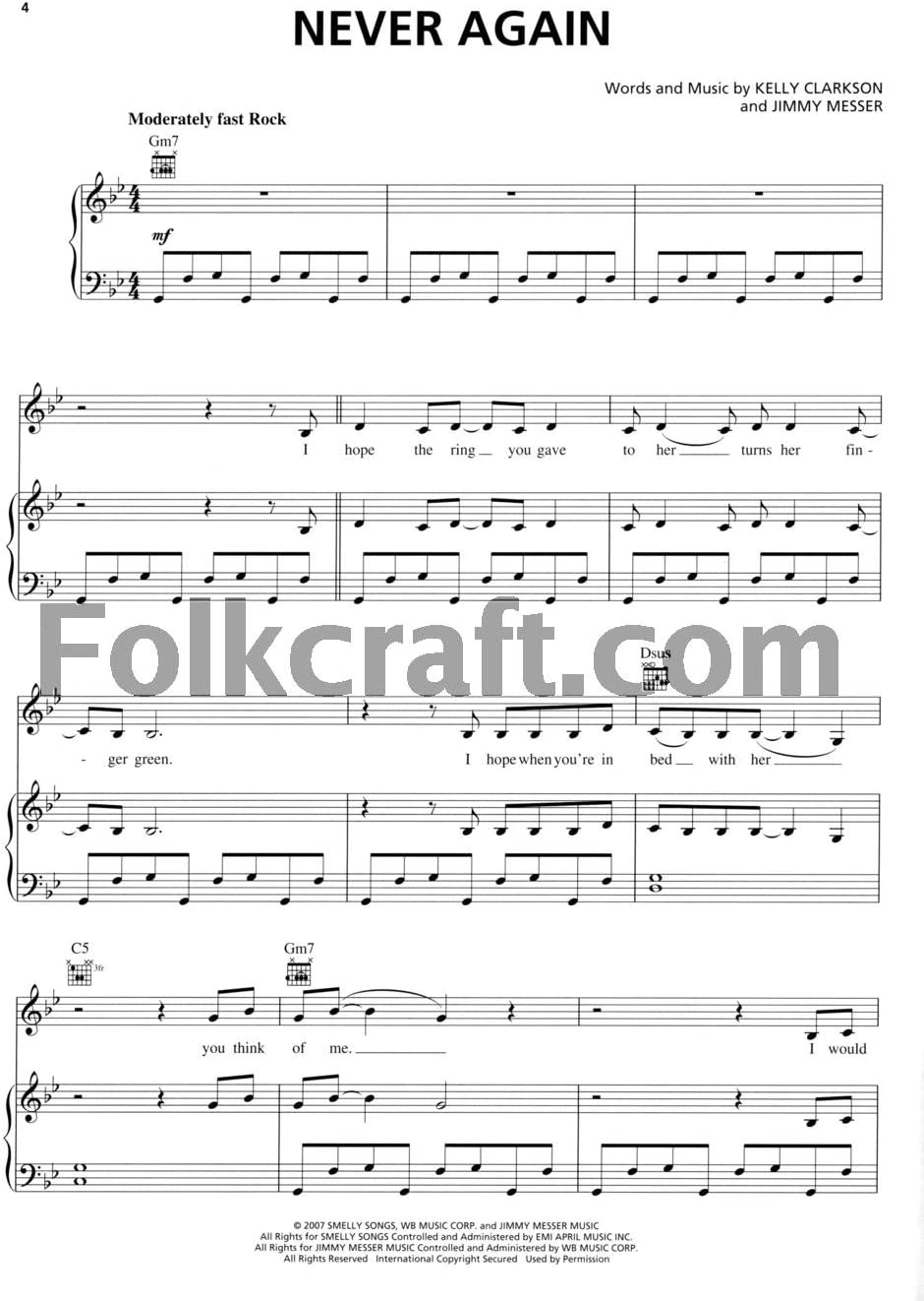 Kelly Clarkson My December - Piano, voz y guitarra: Amazon.es ...